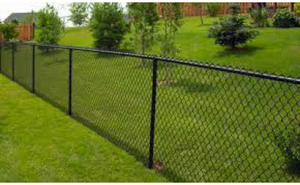 3 Reasons to Choose Black Chain Link Fence